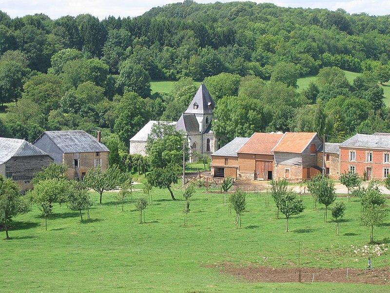 Photo du Monument Historique Eglise situé à Hagnicourt