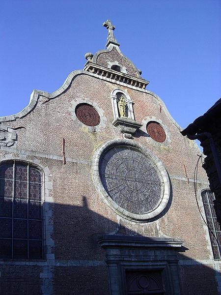 Photo du Monument Historique Eglise des Dominicains situé à Revin