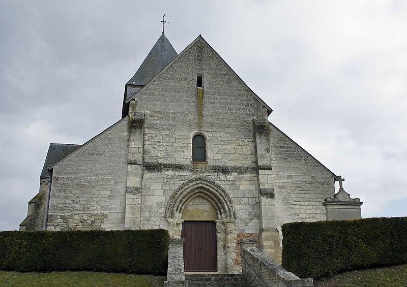 Photo du Monument Historique Eglise situé à Roizy