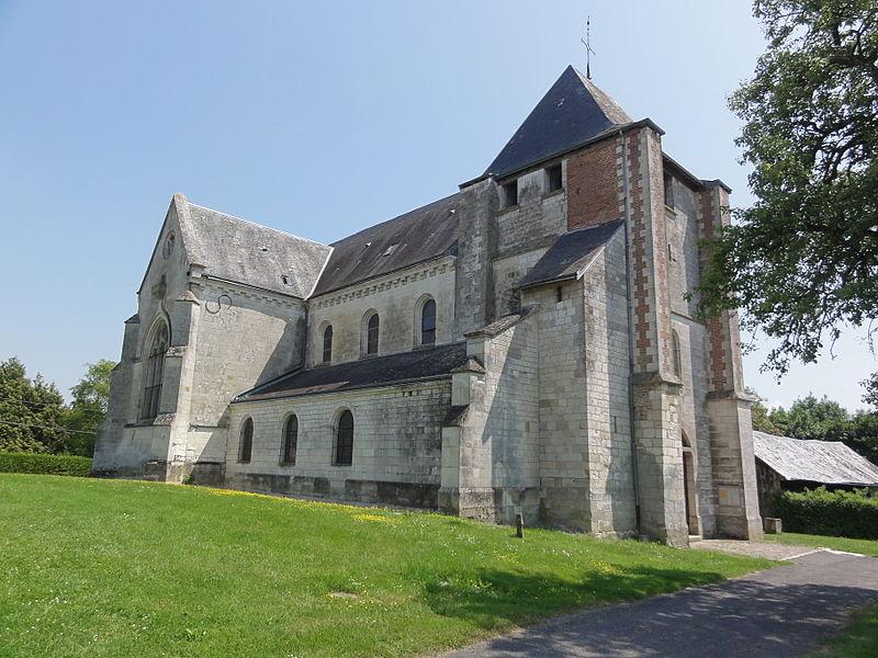 Photo du Monument Historique Eglise situé à Saint-Fergeux