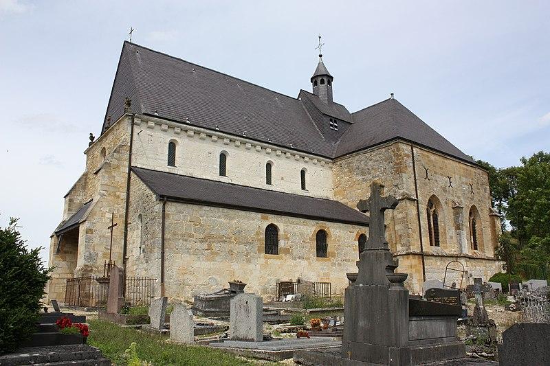 Photo du Monument Historique Eglise situé à Saint-Loup-Terrier