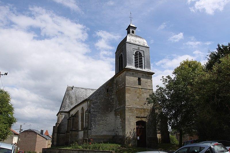 Photo du Monument Historique Eglise situé à Saint-Morel