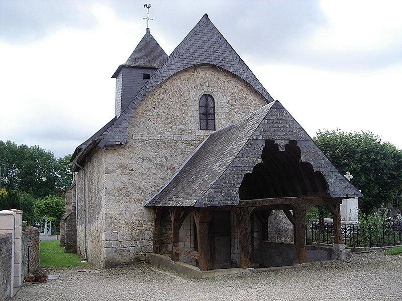 Photo du Monument Historique Chapelle de la Vieille Ville situé à Saulces-Monclin