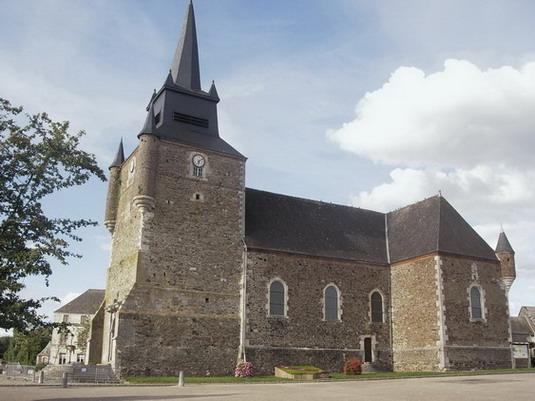 Photo du Monument Historique Eglise situé à Signy-le-Petit