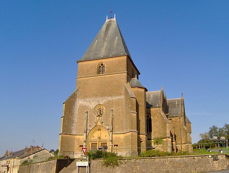 Photo du Monument Historique Eglise situé à Tannay