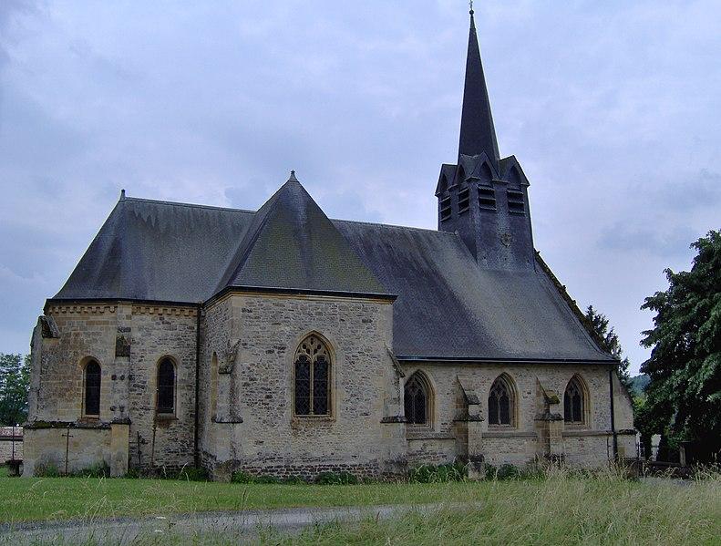 Photo du Monument Historique Eglise situé à Tourteron