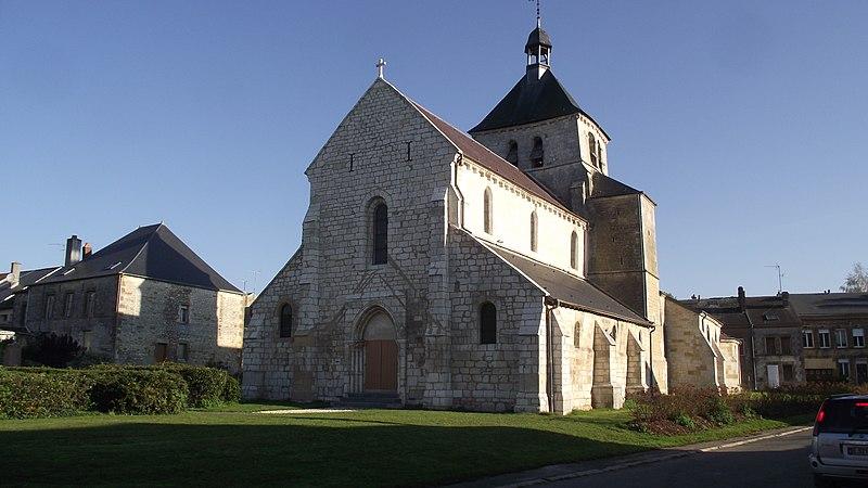 Photo du Monument Historique Eglise Saint-Martin situé à Vendresse