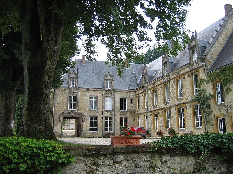 Photo du Monument Historique Château situé à Cornay