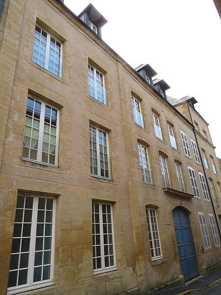 Photo du Monument Historique Ancienne manufacture de draps situé à Sedan