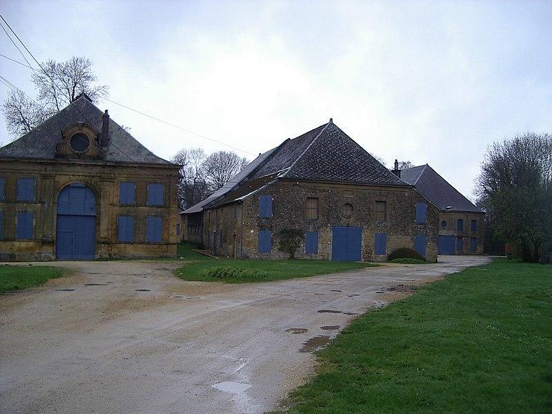 Photo du Monument Historique Ancienne usine situé à Vrigne-aux-Bois