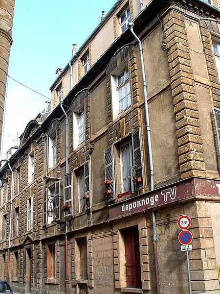 Photo du Monument Historique Ancien Hôtel de ville situé à Sedan