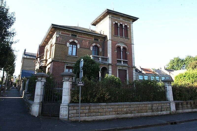 Photo du Monument Historique Maison situé à Charleville-Mézières