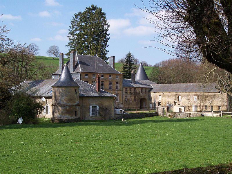 Photo du Monument Historique Château de Gruyères situé à Gruyères