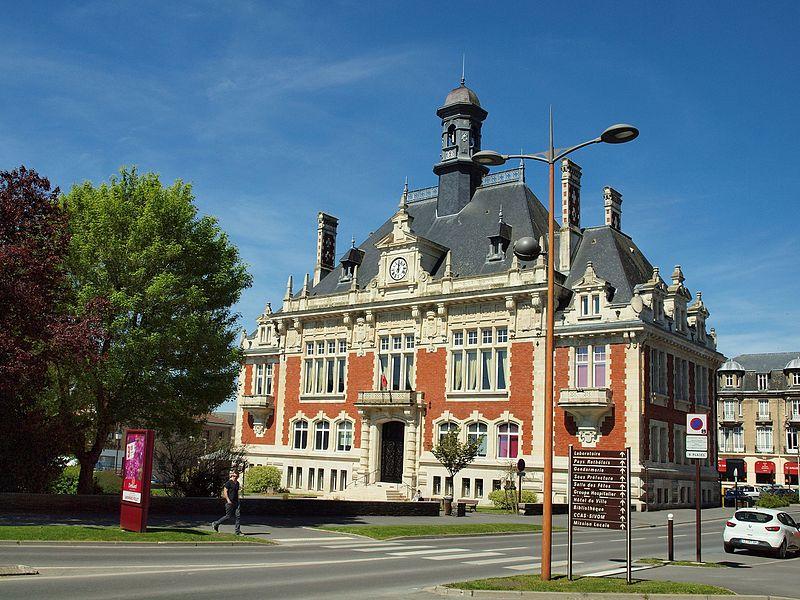 Photo du Monument Historique Hôtel de Ville situé à Rethel
