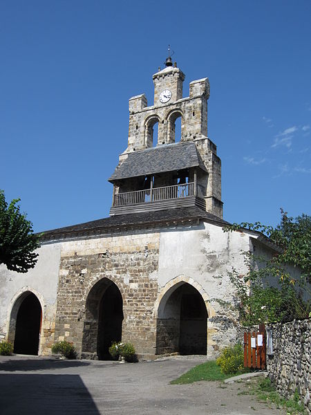 Photo du Monument Historique Eglise Notre-Dame-de-Tramesaygues situé à Audressein