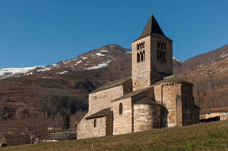 Photo du Monument Historique Eglise Saint-Julien situé à Axiat