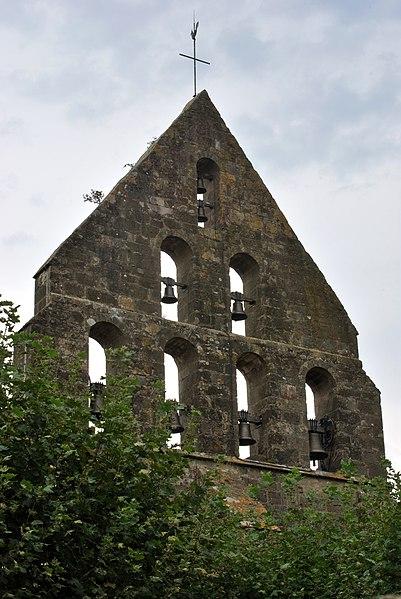 Photo du Monument Historique Eglise situé à Bastide-de-Bousignac (La)