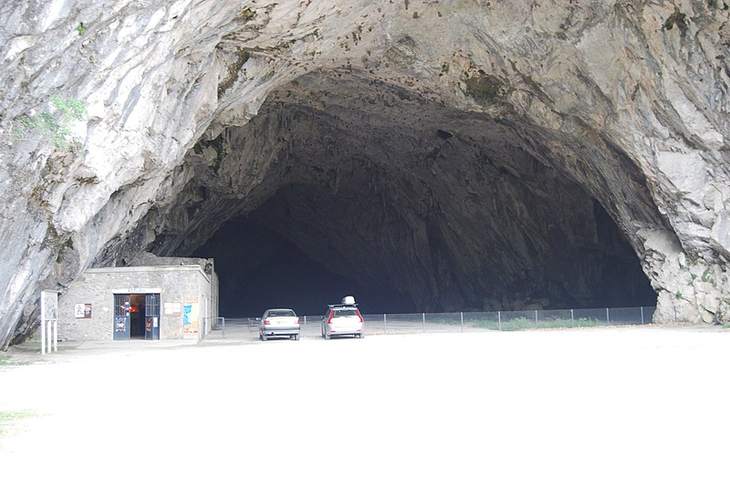 Photo du Monument Historique Grotte préhistorique situé à Bédeilhac-et-Aynat