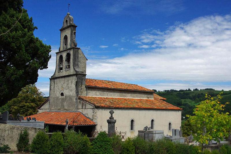 Photo du Monument Historique Chapelle Saint-Jean situé à Eycheil