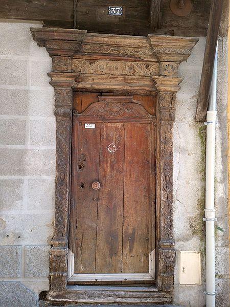 Photo du Monument Historique Immeuble situé à Foix