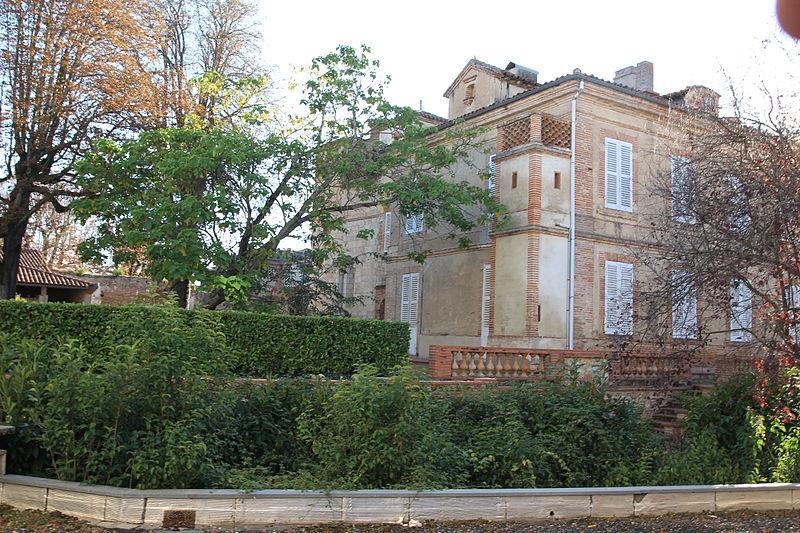 Photo du Monument Historique Ancienne abbaye bénédictine situé à Lézat-sur-Lèze