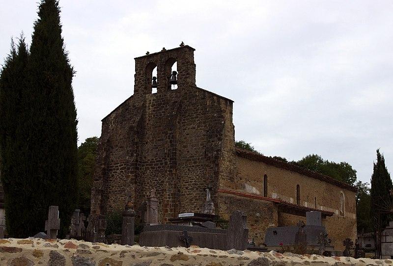 Photo du Monument Historique Eglise situé à Loubens