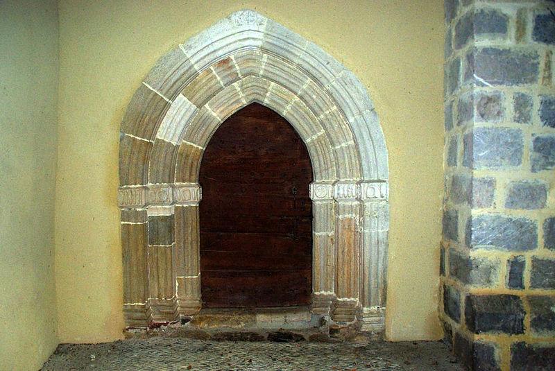 Photo du Monument Historique Cimetière situé à Montégut-en-Couserans