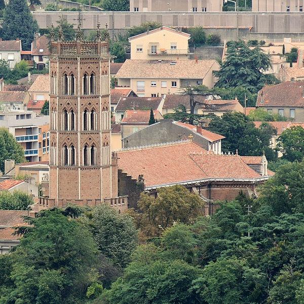 Photo du Monument Historique Cathédrale Saint-Antonin situé à Pamiers