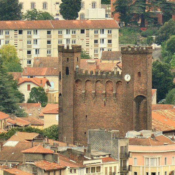 Photo du Monument Historique Eglise Notre-Dame-du-Camp situé à Pamiers