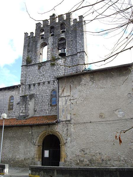 Photo du Monument Historique Eglise Saint-Valier situé à Saint-Girons