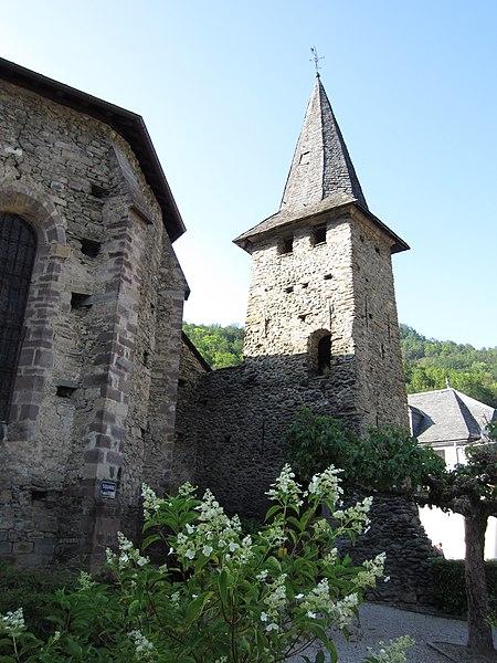 Photo du Monument Historique Eglise Notre-Dame situé à Sentein