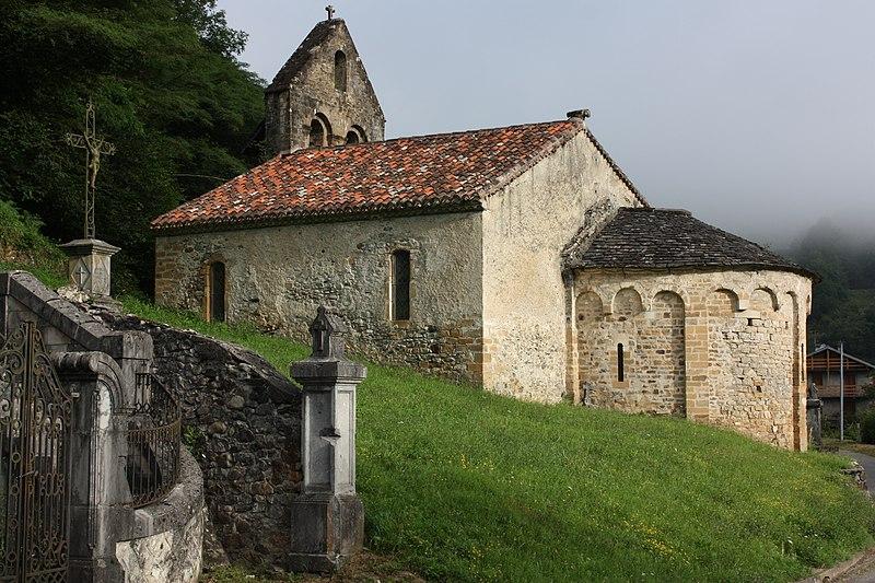 Photo du Monument Historique Chapelle Saint-Sernin situé à Soueix-Rogalle