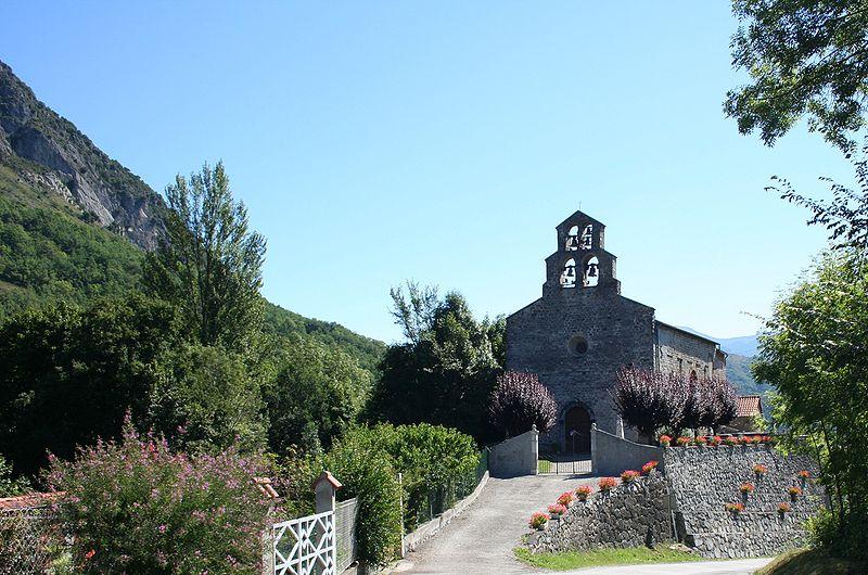 Photo du Monument Historique Eglise Saint-Nicolas situé à Surba
