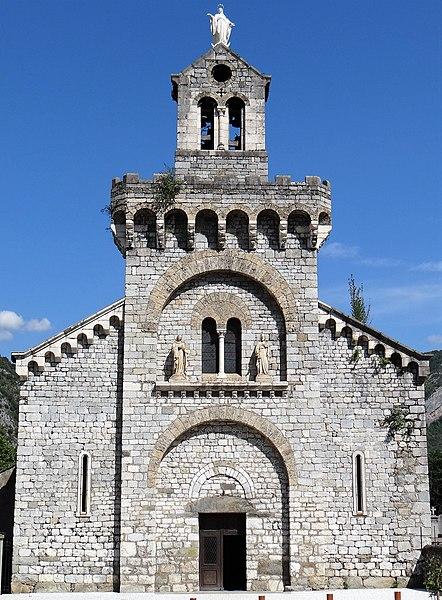 Photo du Monument Historique Chapelle Notre-Dame de Sabart situé à Tarascon-sur-Ariège