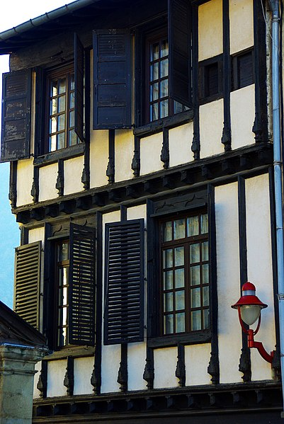 Photo du Monument Historique Maison de Jehan-Séré situé à Tarascon-sur-Ariège
