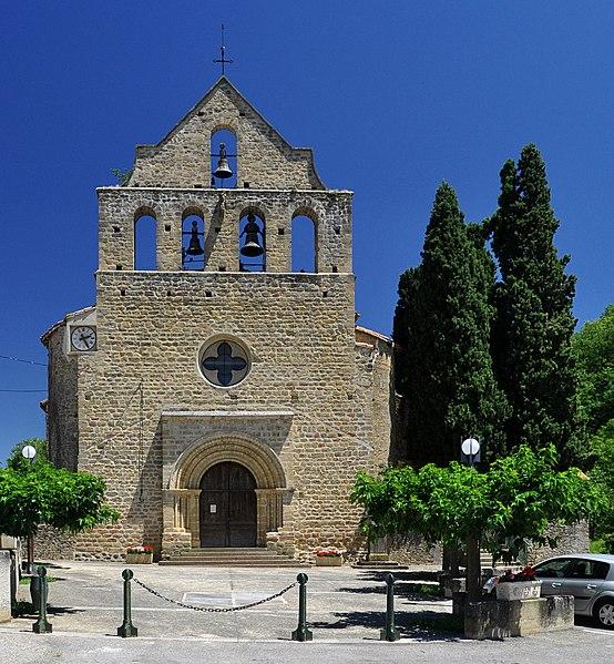 Photo du Monument Historique Eglise situé à Teilhet