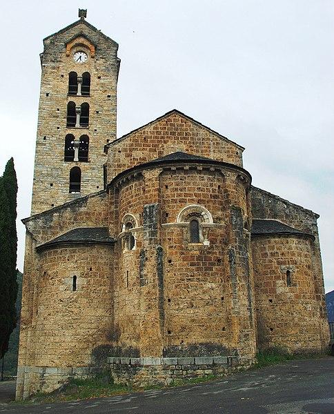 Photo du Monument Historique Eglise Saint-Martin situé à Unac