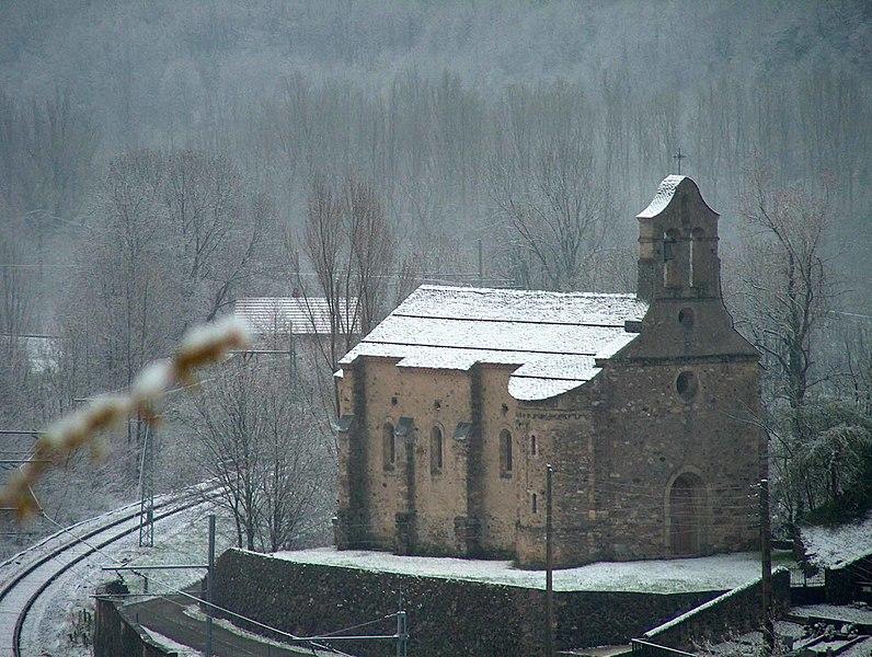 Photo du Monument Historique Eglise situé à Urs