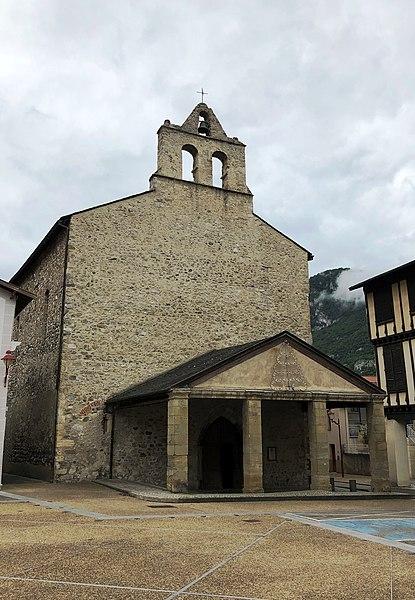 Photo du Monument Historique Eglise Notre-Dame-de-la-Daurade situé à Tarascon-sur-Ariège
