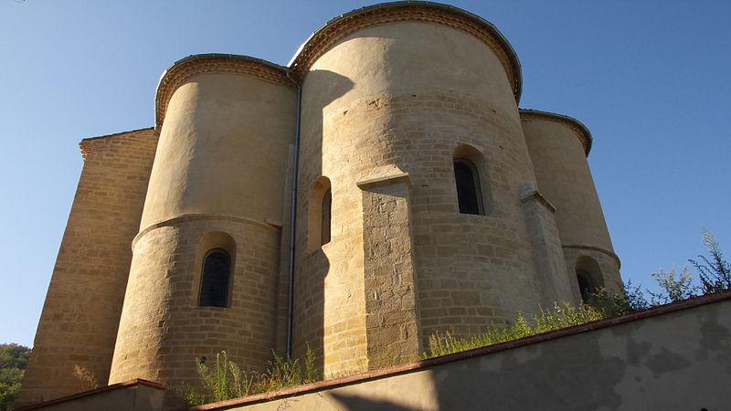 Photo du Monument Historique Eglise situé à Manses