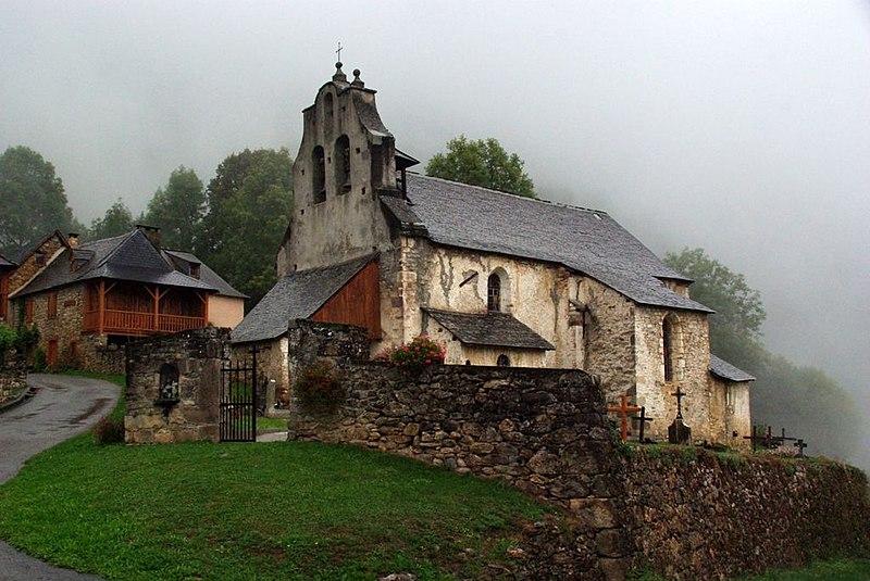 Photo du Monument Historique Eglise situé à Uchentein