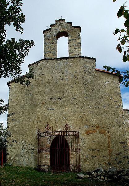 Photo du Monument Historique Chapelle Sainte-Croix situé à Alzen