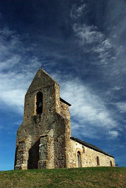 Photo du Monument Historique Eglise Saint-Michel situé à Engomer