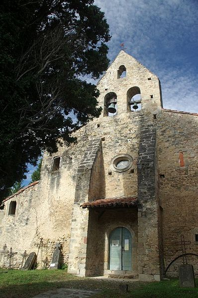 Photo du Monument Historique Eglise Saint-Laurent situé à Gabre