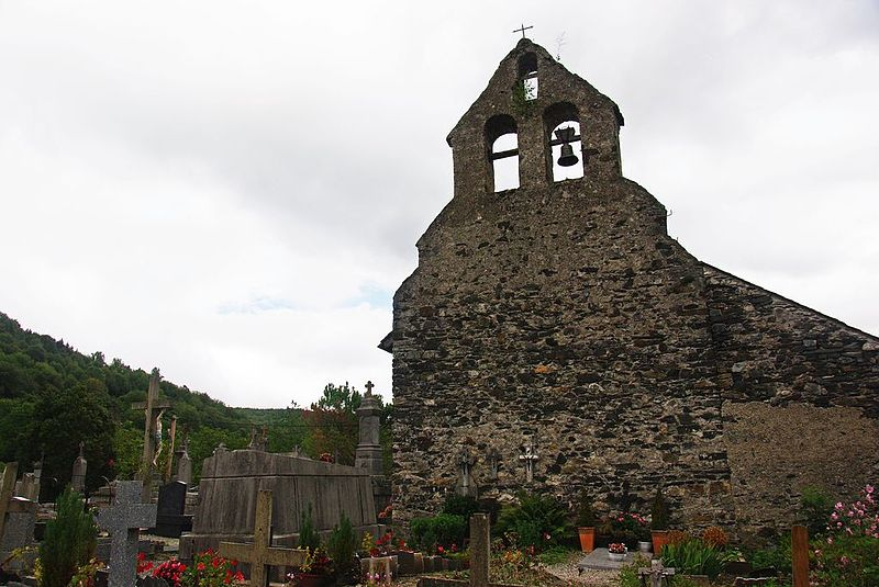 Photo du Monument Historique Chapelle Saint-Quintin situé à Galey