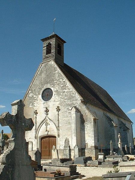 Photo du Monument Historique Chapelle Saint-Avit situé à Aix-en-Othe