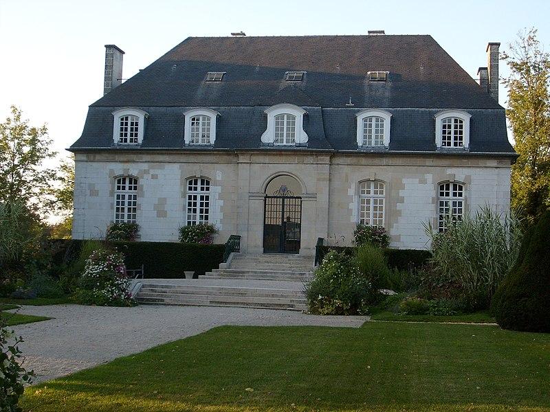 Photo du Monument Historique Château situé à Arcis-sur-Aube