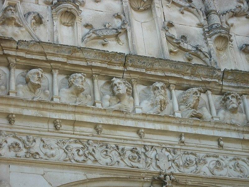 Photo du Monument Historique Eglise situé à Auxon