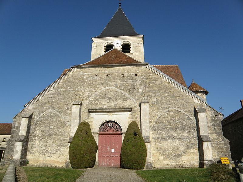 Photo du Monument Historique Eglise Saint-Phal d'Avirey situé à Avirey-Lingey