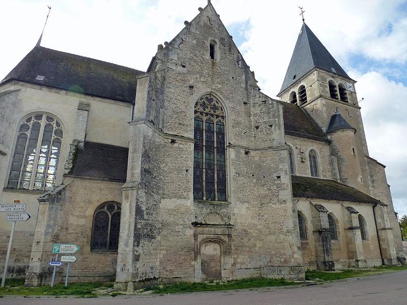 Photo du Monument Historique Eglise situé à Bagneux-la-Fosse